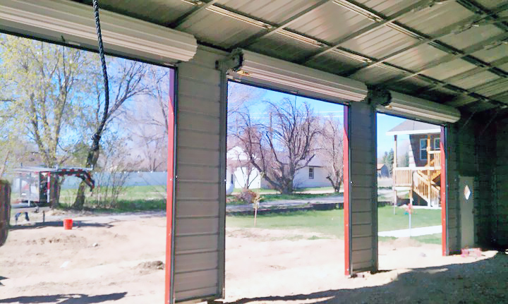 Carport and building accessories